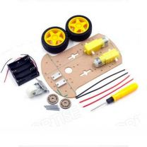 2 Wheel Robot Smart Car Chassis Kit for Arduino and Robotics Projects with Speed Encoder for Arduino in Singapore