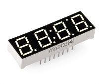 4 Digit 7 Segment LED