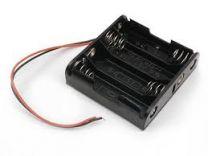 4X AA battery casing