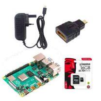 Raspberry Pi 4 Model B Starter Kit