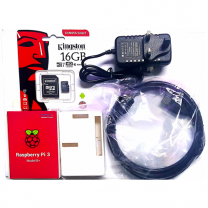 Raspberry Pi Model 3 B+ Starter Kit with 16G SD Card