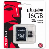 16GB MicroSD card Class 10 for Raspberry PI