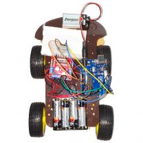 Arduino Bluetooth Controlled Car Kit
