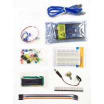 Arduino Hobby Kit 2 in Singapore for Advanced Arduino Training - Arduino Mega, LCD Display, DC Motor