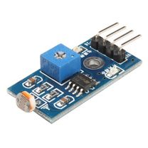 Photoresistor Light Sensor Module for Arduino