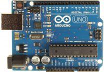 Arduino Uno R3 Original and Arduino Uno R3 Compatible with Free USB Cable