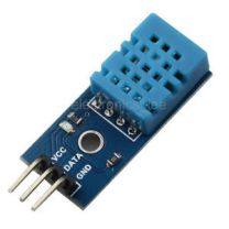 DHT11 Temperature and Humidity Sensor Module for Arduino - Humidity sensor, Humidity meter, Arduino temperature sensor, DHT11. Temperature Logger, DHT Arduino
