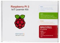 Raspberry Pi 3 IBM IoT Learner Kit