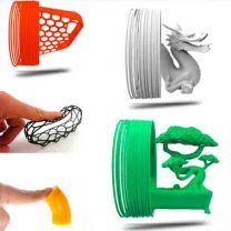 Flexible 3D Filament