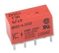 NEC MR62-4.5USB Relay  47W/5 Type  4.5VDC 2PCO