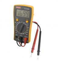 AC DC Voltage Current Testing Gauge Digital Multimeter Multiester VC830L