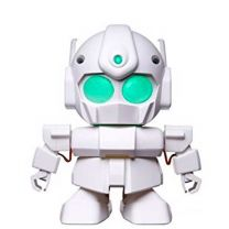 Rapiro - a DIY Humanoid Robotics Kit powered by Raspberry Pi and Arduino