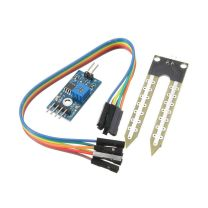 Soil Moisture Sensor Module Hygrometer Humidity Detector for Arduino Watering