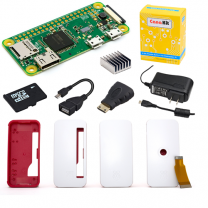 Canakit Raspberry Pi Zero Starter Kit with 16GB Card