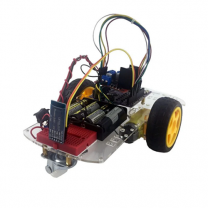 Maker Uno Bluetooth Robot Car Kit