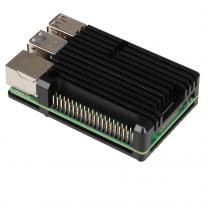 Raspberry Pi 4 Aluminum Heatsink Case