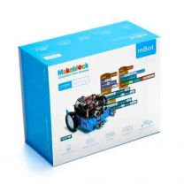 mBot V1.1 STEM Robot Kit (Bluetooth, Blue)