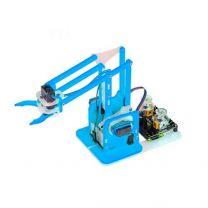 MeArm Robot Raspberry Pi Kit - Blue