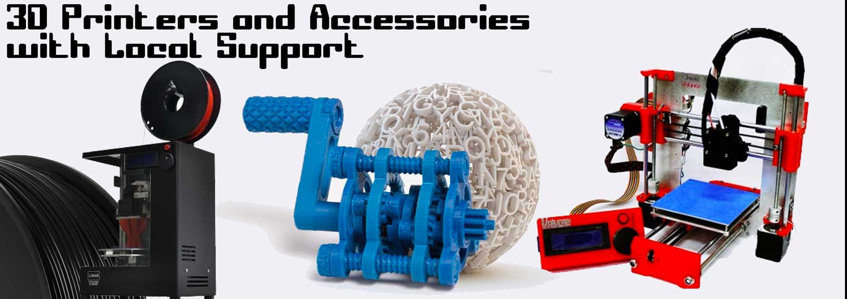 3D Printer Accessories 3D Printer Filaments