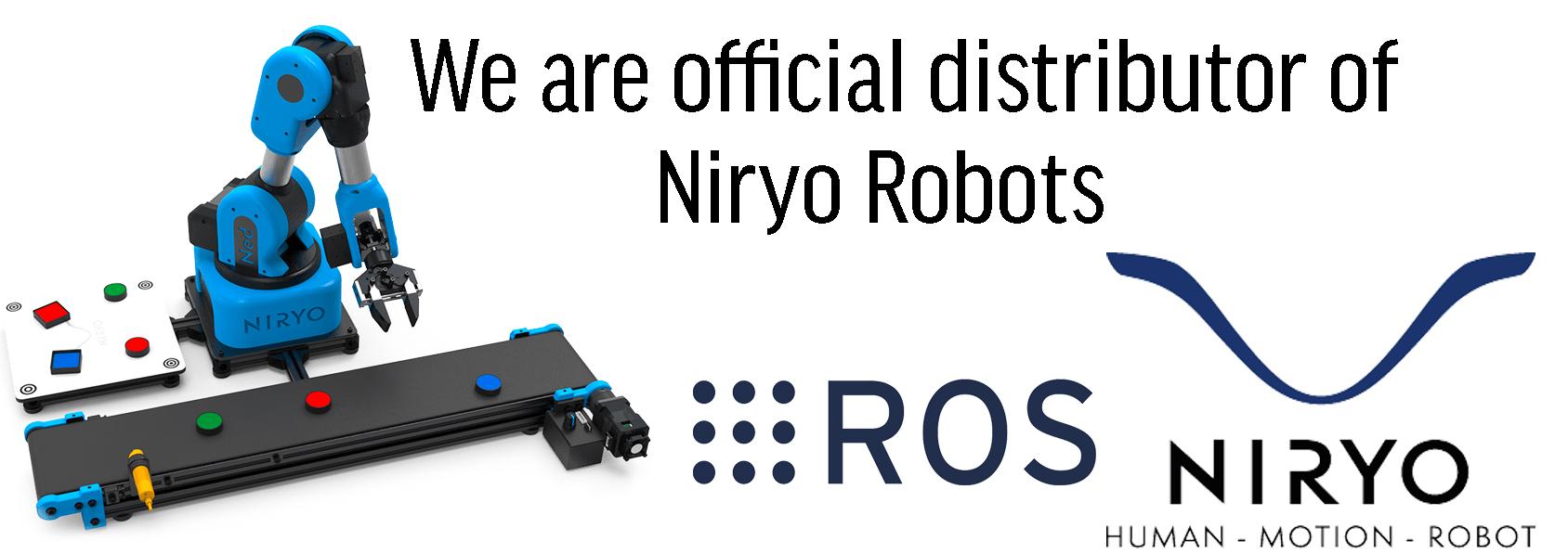 Niryo One Robots