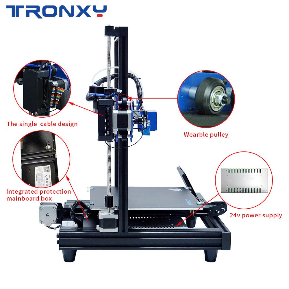 Tronxy-XY2-3D-Printer